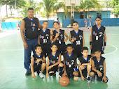 """El intercambio vs la escuela de baloncesto """"Centro Cristiano de Caracas"""""""