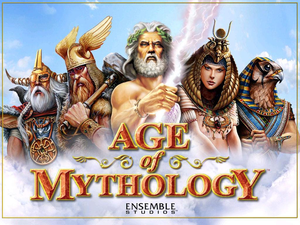 """Microsoft lançará """"Age of Mythology... Age-of-Mythology"""