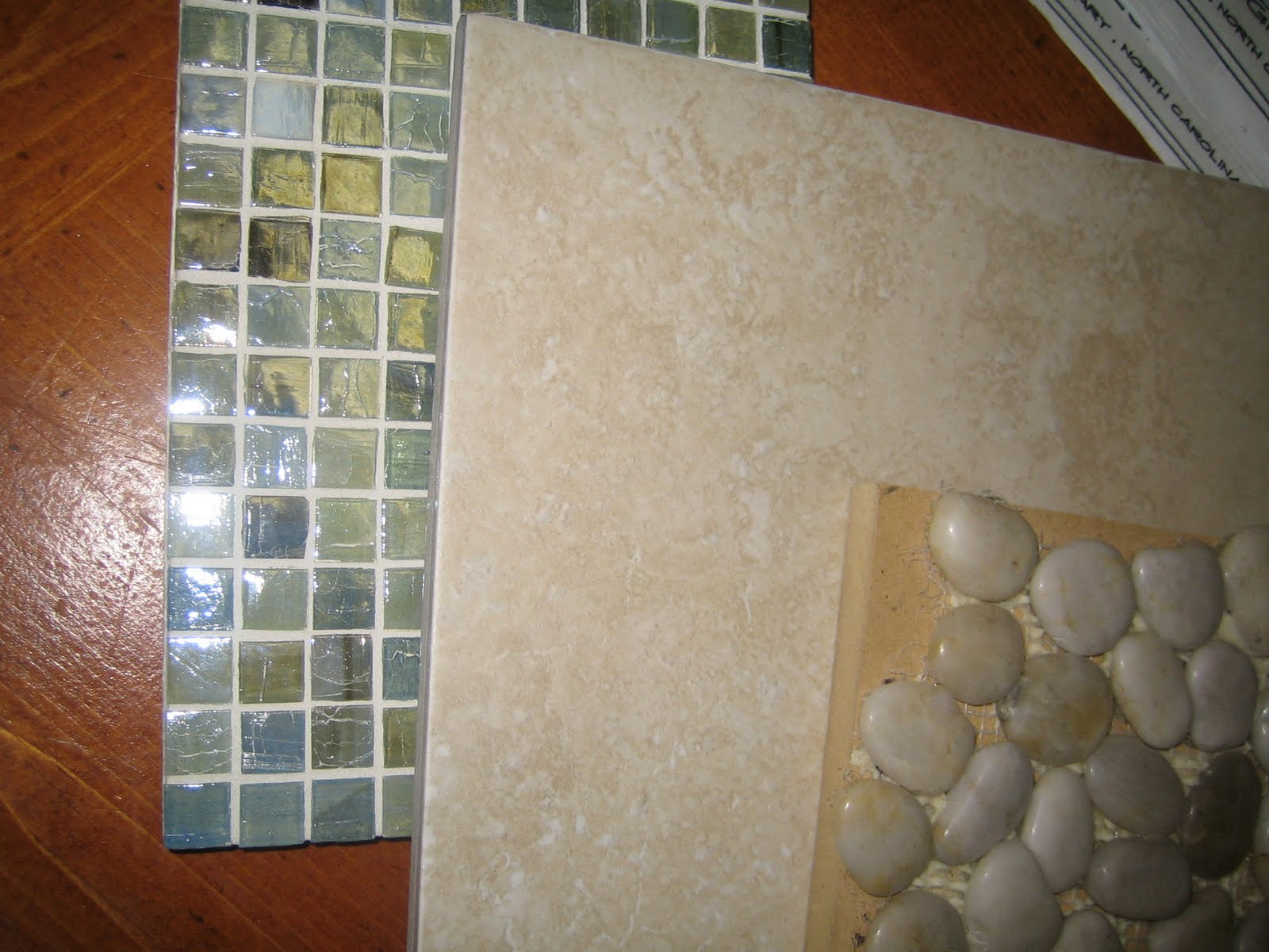 Shower Stall Floor Tile