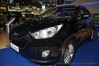 รถสวย งาน มอเตอร์โชว์ 2553 (Motor Show 2010) ไบเทค บางนา