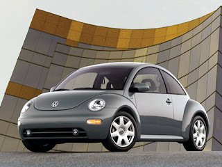 แพรว คณิตกุล กับ โฟล์คสวาเกน บีทเทิล (Praew Volkswagen Beatle)
