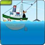 Game Treasure Hunter In The Sea