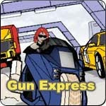 เกมส์ ยิงปืน Gun Express Game