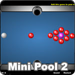 Mini Pool 2 Game