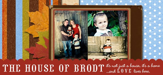 THE HOUSE OF BRODT