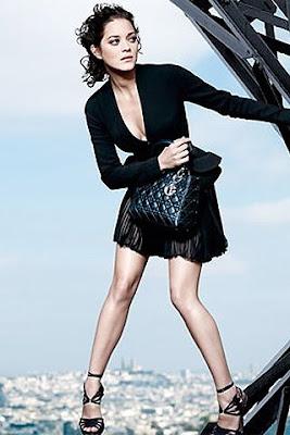 Marion Cotilland para Lady Dior