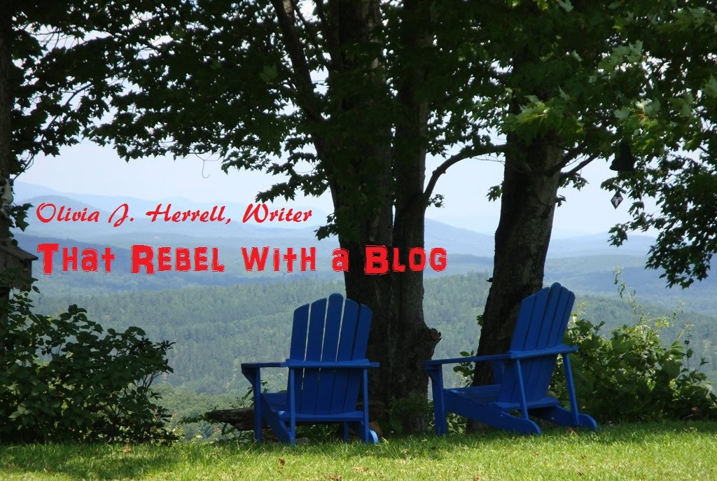 That Rebel with a Blog