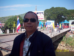 Thailand And Myanmar Border