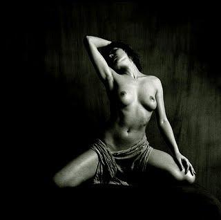 Aros del sabor del amor desnudo
