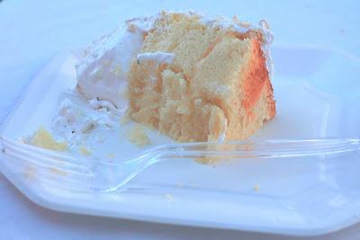 Tartine Lemon Meringue Cake  Tablespoons Butter