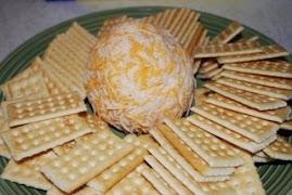 Salmon Cheeseball