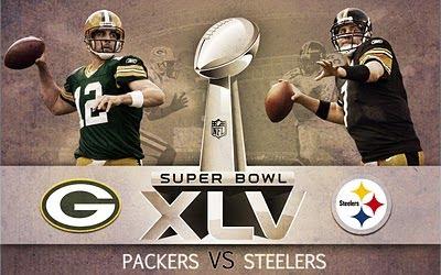 Descargar SuperBowl 45 Packers Steelers