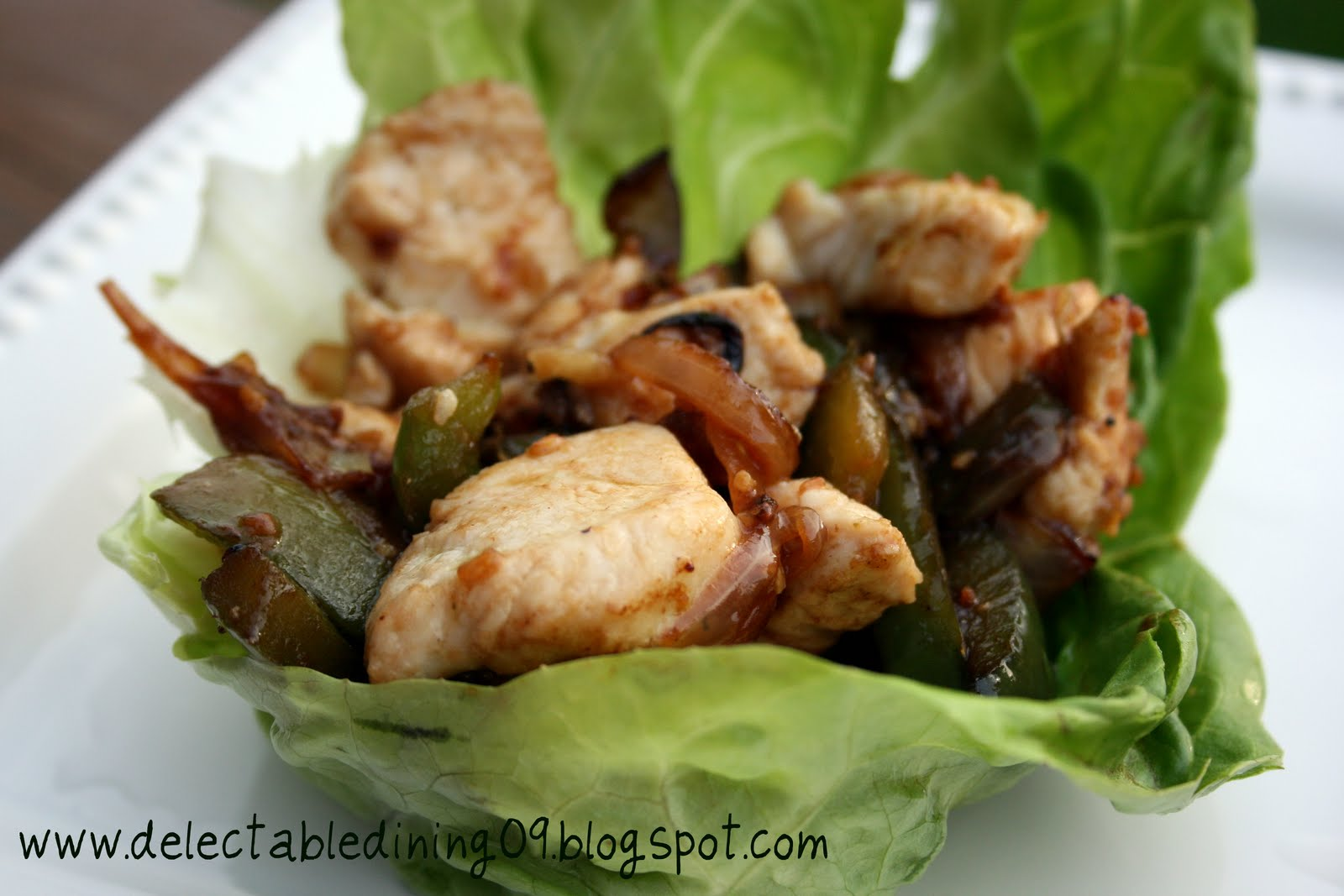 Delectable Dining: Chicken Stir Fry Wraps