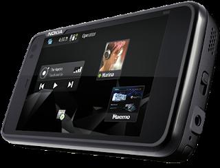 nokia n900 cellphones