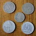 uang indonesia jaman dulu