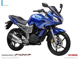 Yamaha Byson Blue