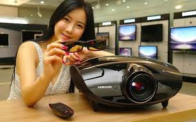 Samsung SP-A8000 3D HD Projector