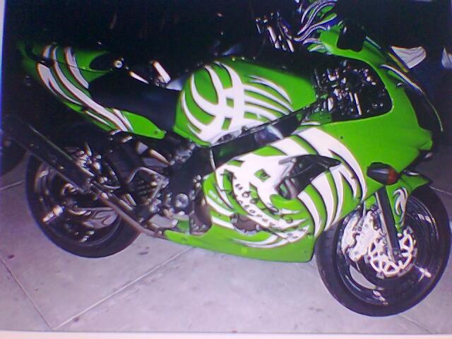 una de las mejores motos