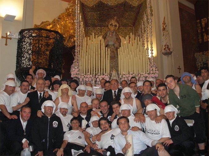 Cuadrilla Patrocinio 2008