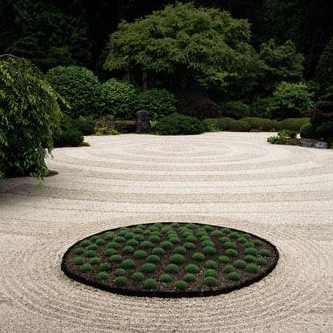 The way jardin zen for Arena jardin zen