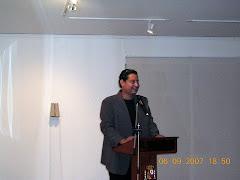 Presentación_Centro Cultural de España, San Salvador