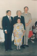 Cuatro poetas en Tonacatepeque