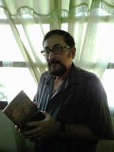 """ANDRÉ CRUCHAGA con su libro """"Caminos Cerrados"""""""