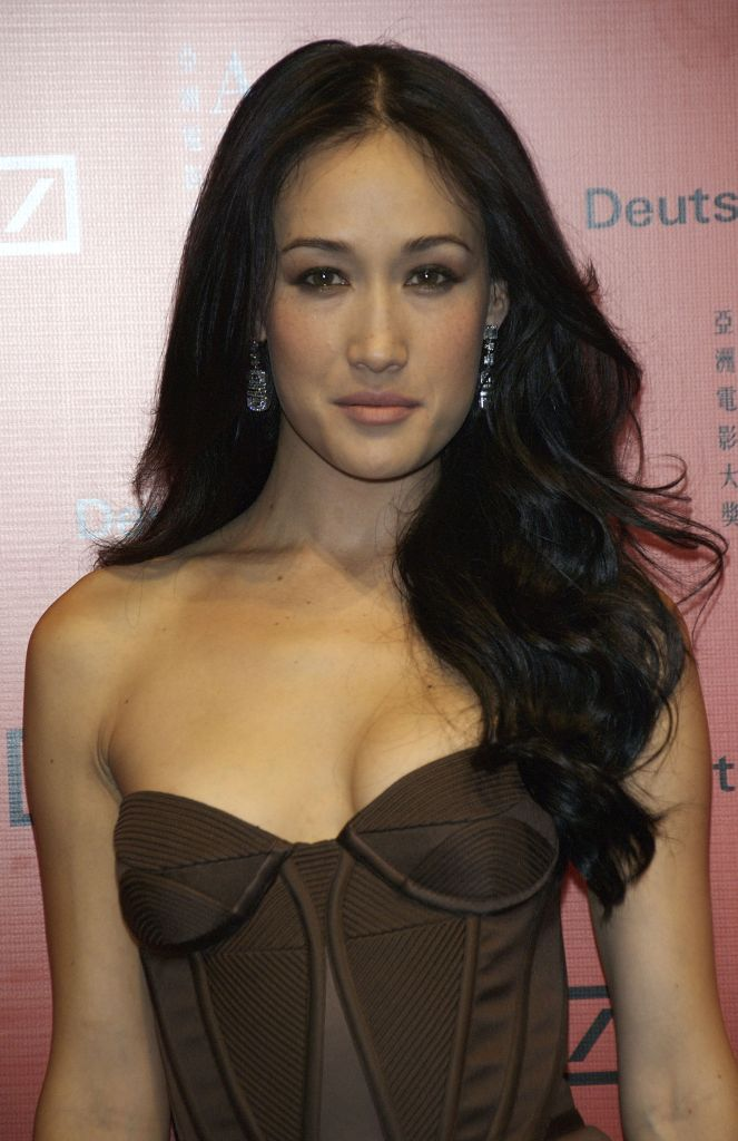 This month Maggie Q's new series Nikita debuts on the CW.