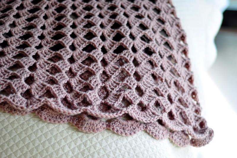 Aesthetic Nest Crochet Vintage Looking Crochet Skirt