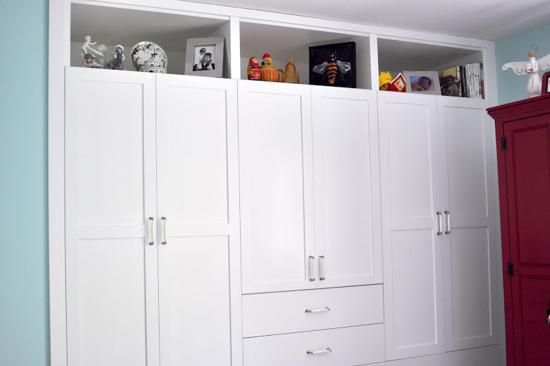 Rooms: Closets For Girls