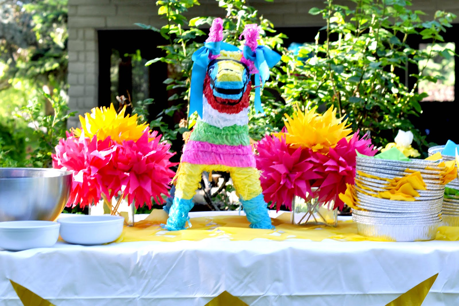 Aesthetic Nest Party Quot Fiesta Forty Quot Birthday Party