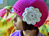 Pattern: Best Little Girl Cloche