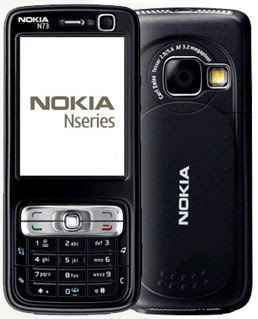 MOBILE TECHNOLOGY: nokia n73