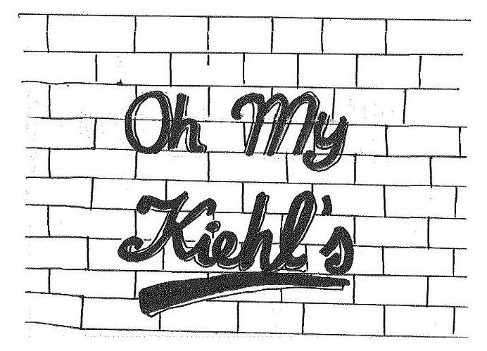 Oh my Kiehl's!