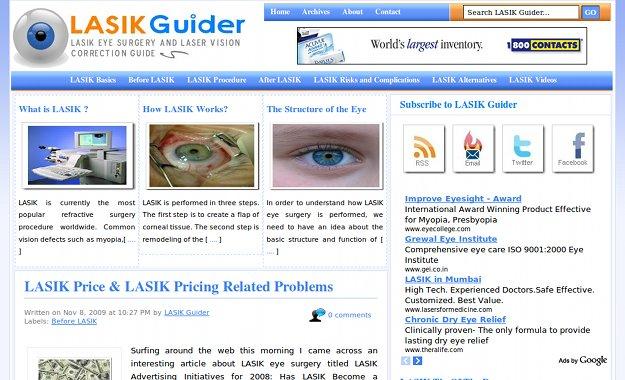 Lasik Guider