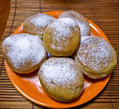 Articole culinare : Krapfen - Gogosi austriece