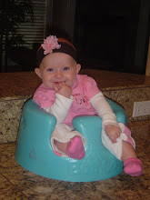 The greatest invention ever -The Bumbo seat