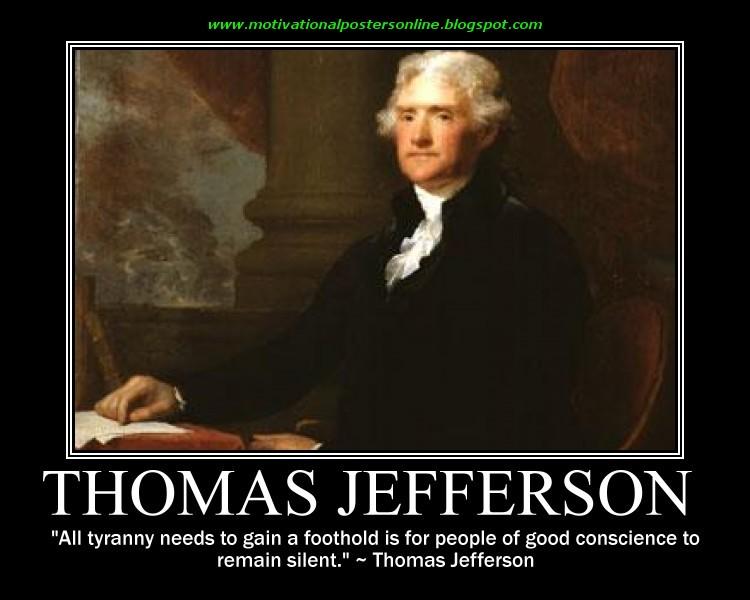 Thomas Jefferson Meme