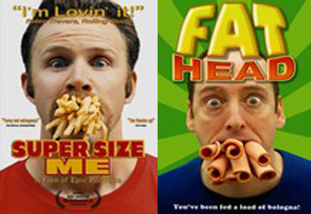 super size me and fat head film analysis