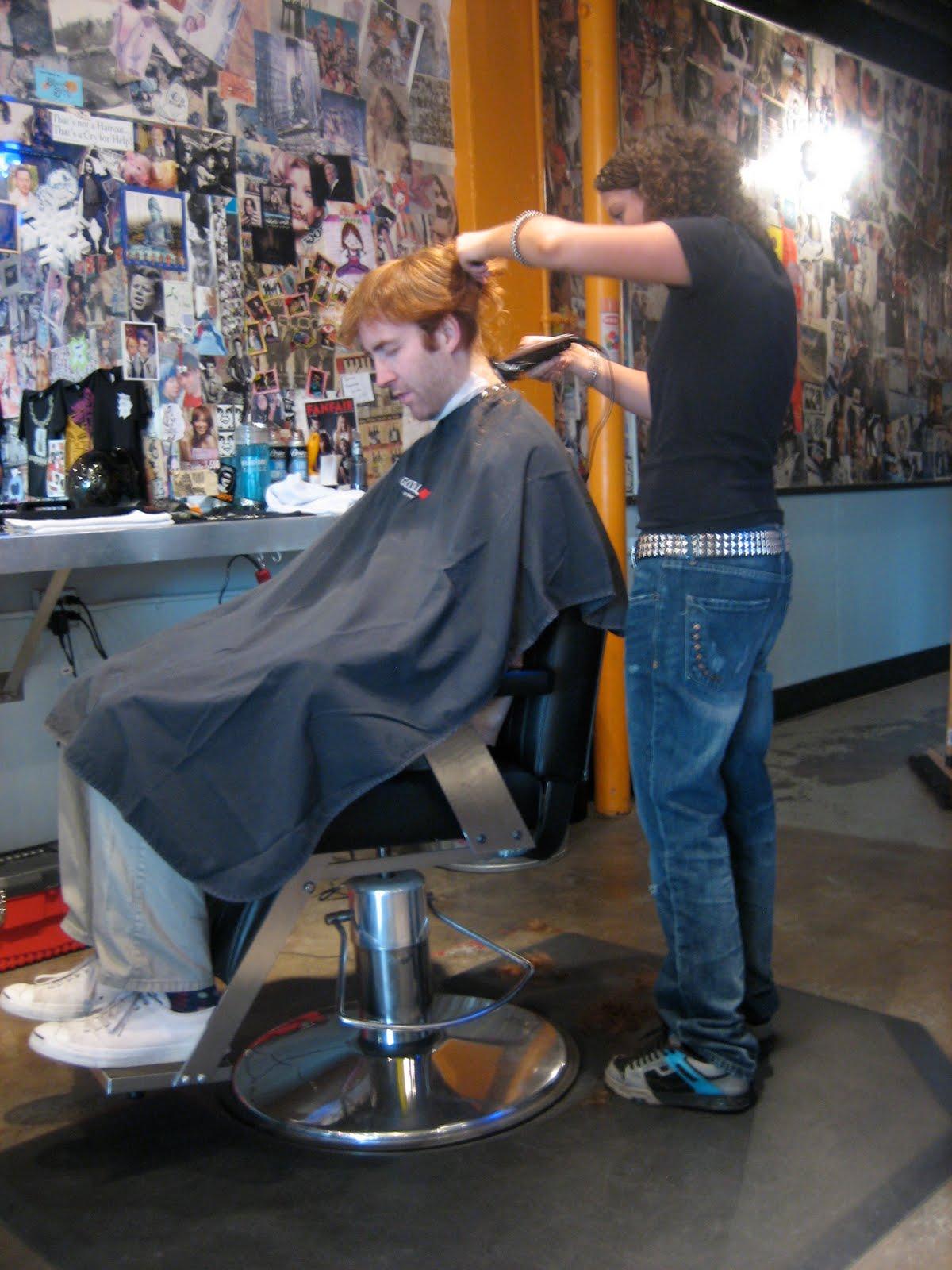 9 deuce bishops barbershop portland