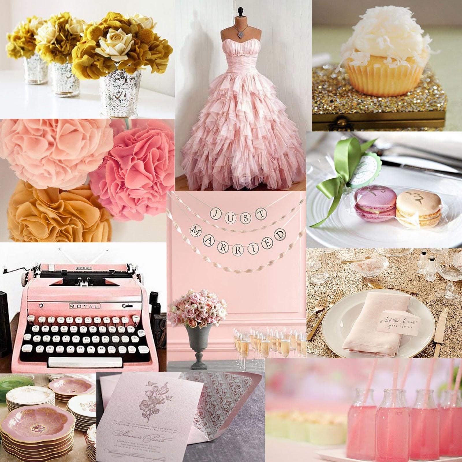 Gold Wedding Ideas | Wedding Ideas