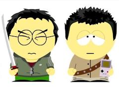 HEROES (HIRO & ANDO)