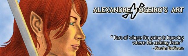 Alexandre Togeiro's Art