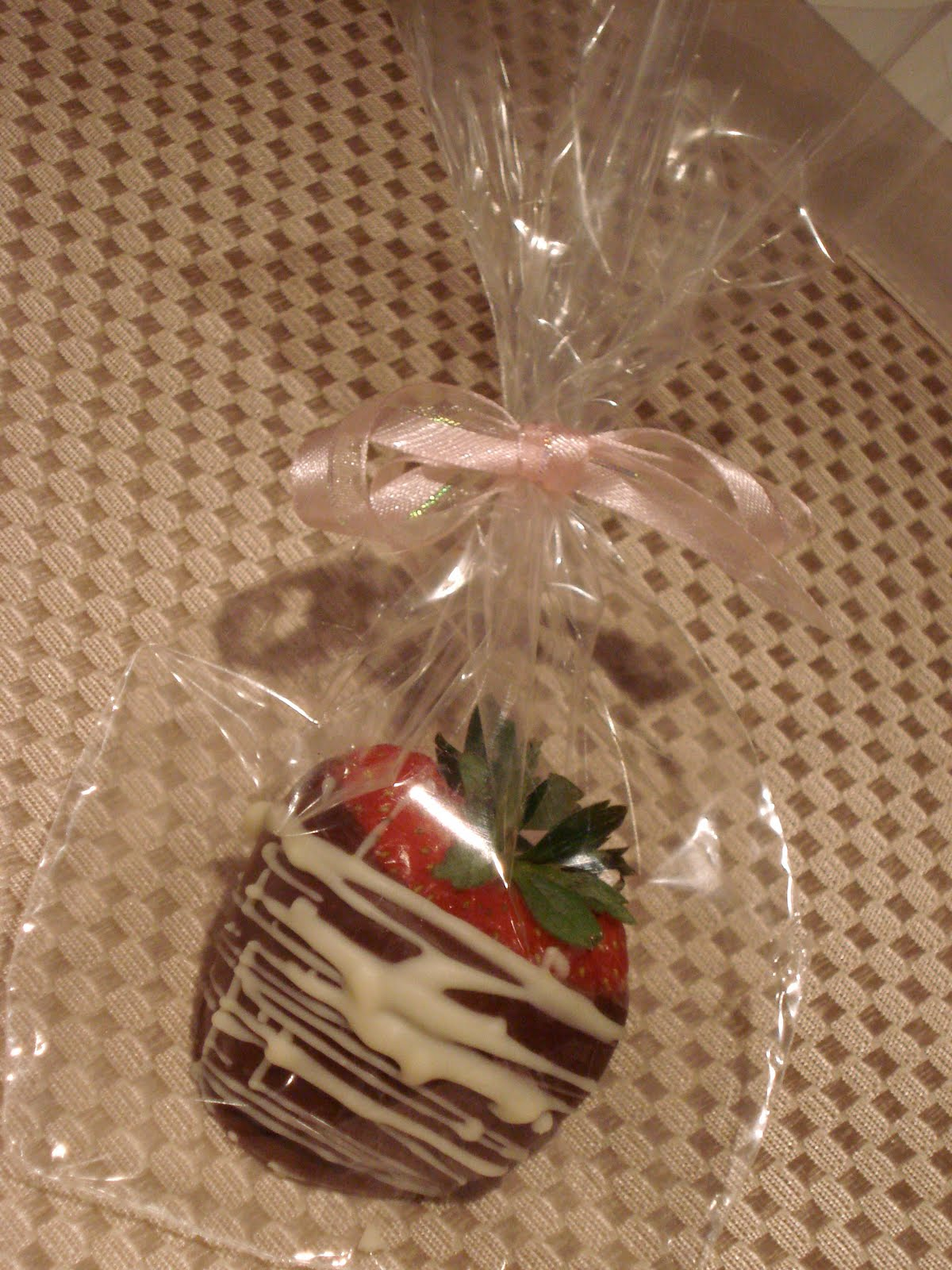 Near to Nothing: Chocolate Covered Strawberries