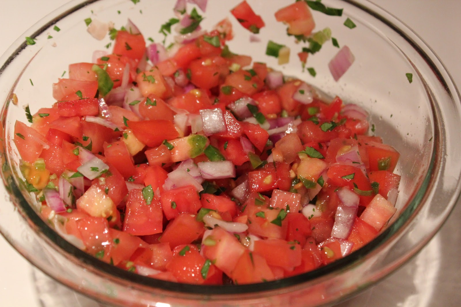 Near to Nothing: Pico de Gallo
