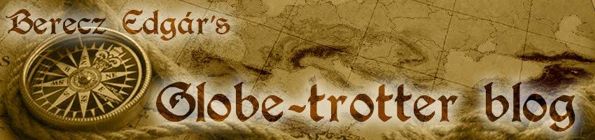 Berecz Edgár Globe-trotter blog