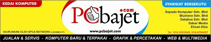 BAJET : PELBAGAI IKLAN : PAHANG