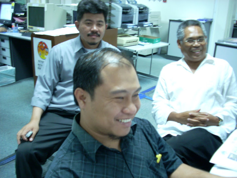 Chairman of KOKAMI at Brunei Press