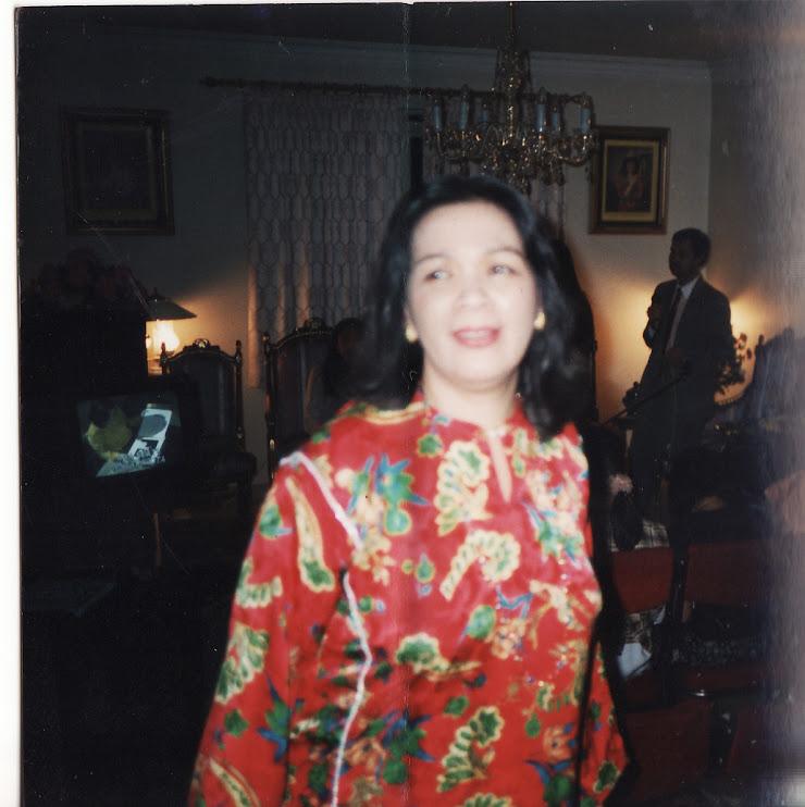 Siti Lauyah@Siti 'Aliyah Kadir