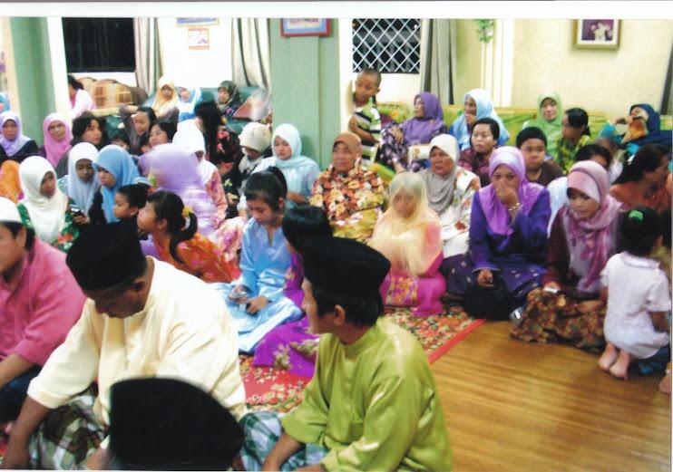 Pernikahan Anak Pg Rahim 5hb June, 2010